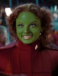Gaila_(Orion) femme verte