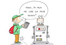 asssitance robot