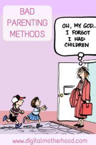 Bad motherhood