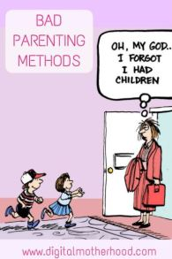 Bad motherhood